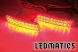 E12 ノート 後期 純正加工LEDリフレクター N3-40